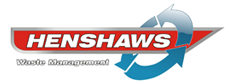Henshaws Waste Management