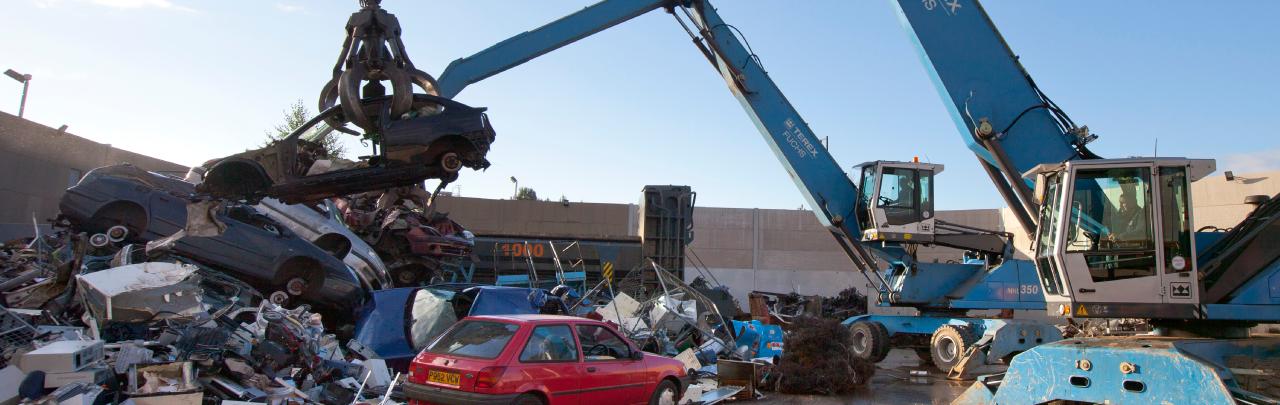 Scrap Cars | Henshaws
