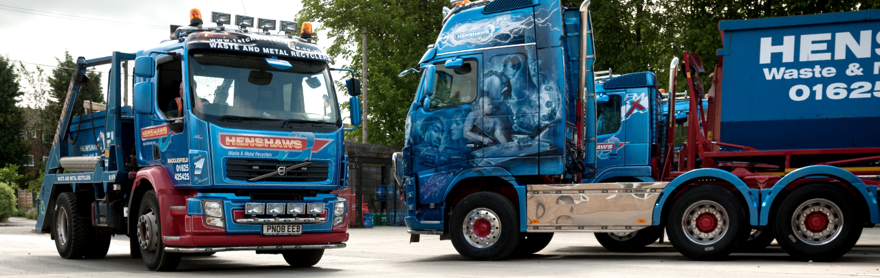 Skip Hire In Cheshire - banner image